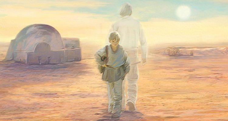 Rise of Skywalker Star Wars Saga Giveaway