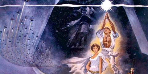 Star Wars Saga Blu-Ray Giveaway