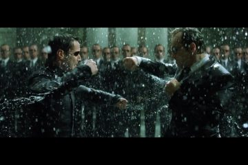 Matrix Revolutions is the Best Matrix Film