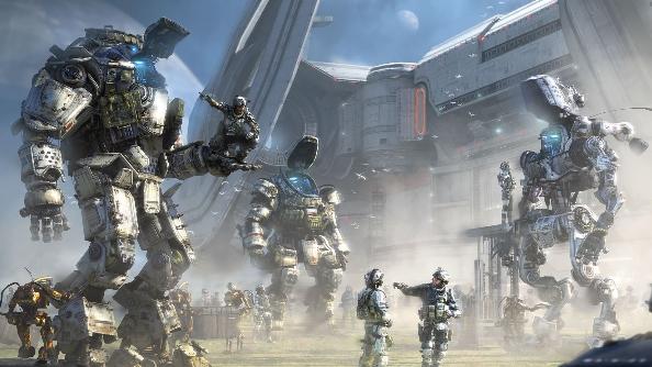 New Titans in Titanfall 2