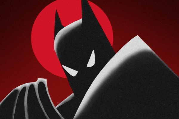 Batman The Animated Series is the Definitive Version of Batman