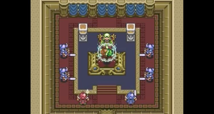A Link to the Past Remake for Nintendo Switch