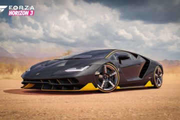 Forza Horizon 4 in Development