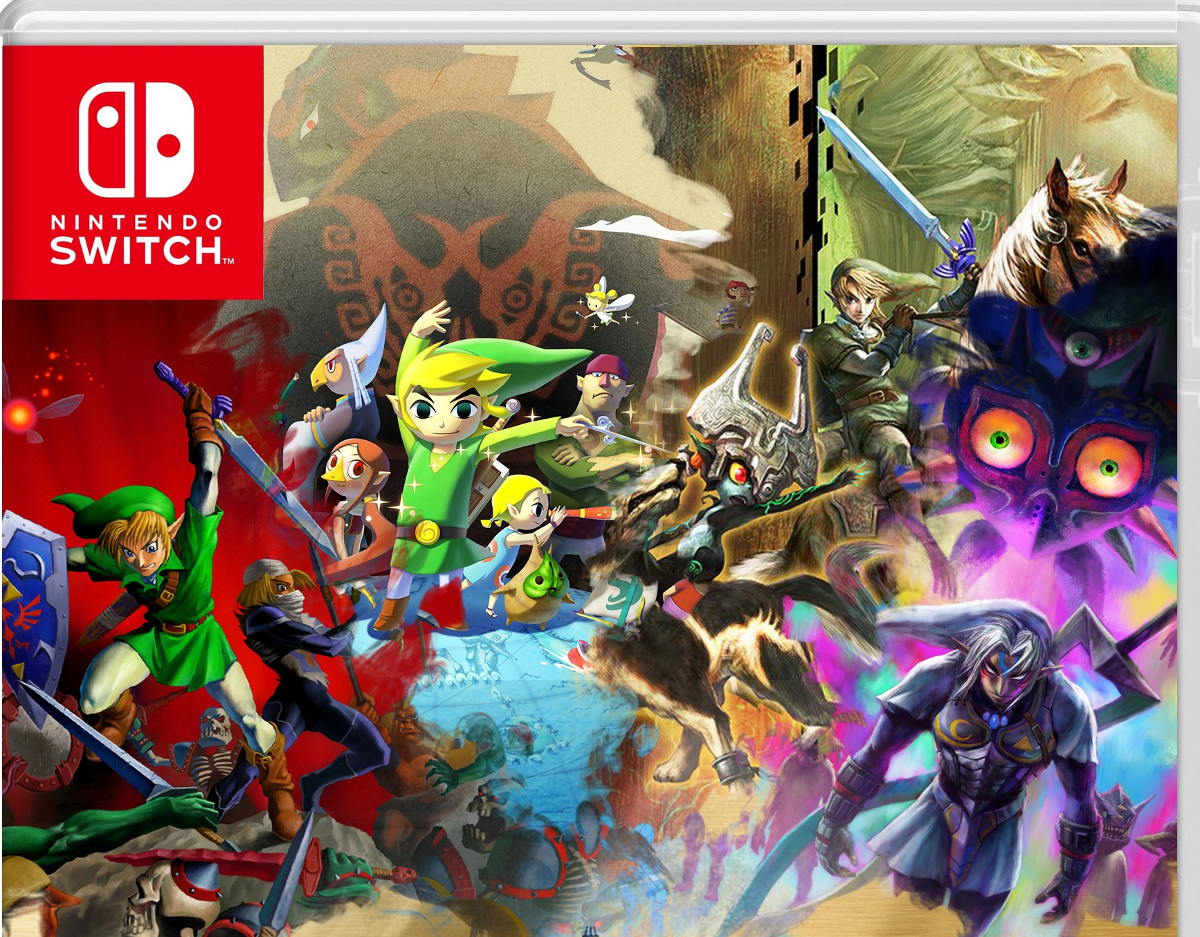 The Nintendo Switch Needs a Zelda HD Collection - VGCultureHQ