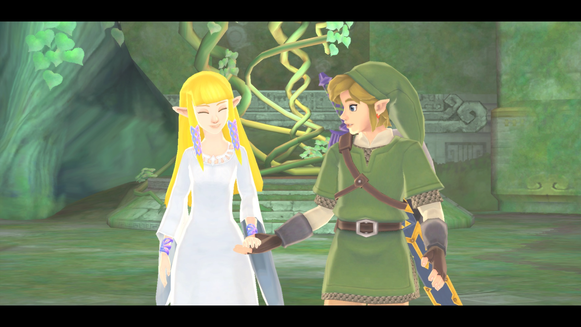 Skyward Sword HD Switch
