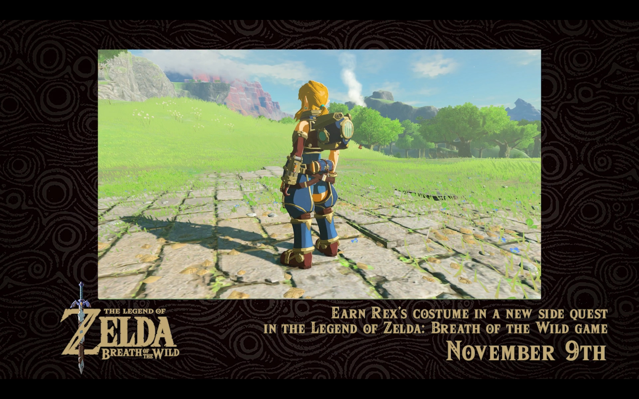 Breath of the Wild and Xenoblade Chronicles 2 Crossover
