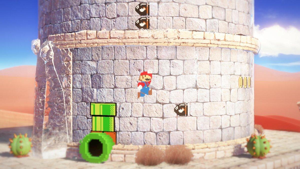 Super Mario Odyssey Loves You Vgculturehq