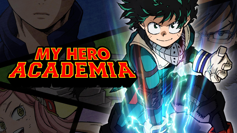 My Hero Academia Season 3 Coming in April - VGCultureHQ