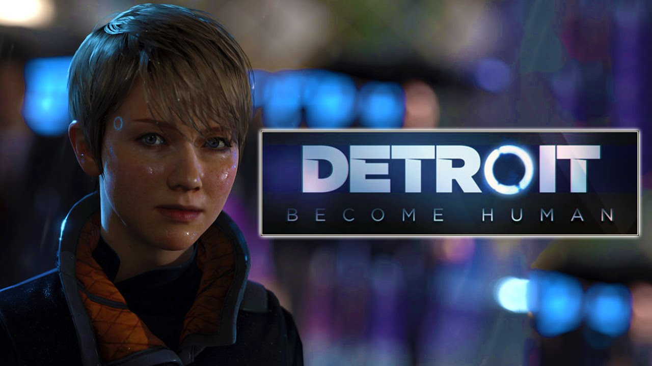 Detroit Become Human Coming Out This Spring