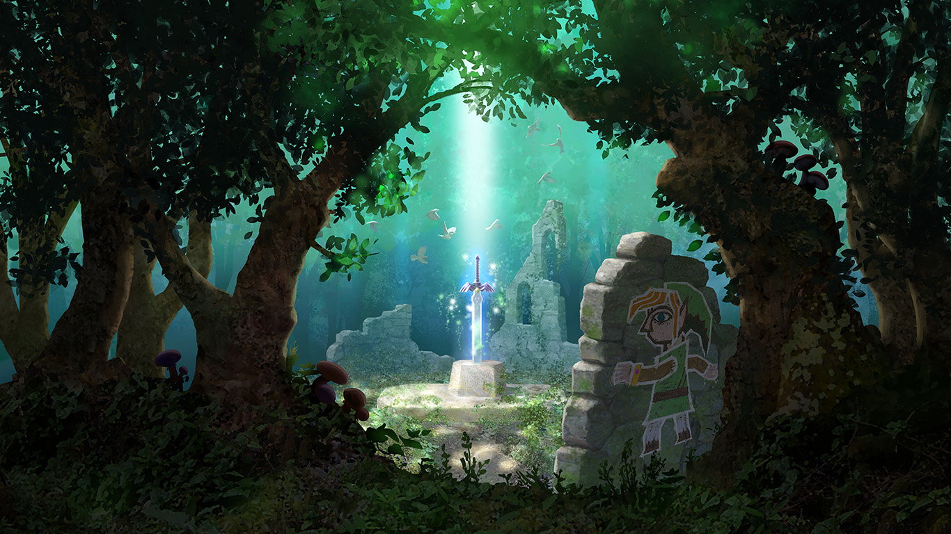Rumor: A New Zelda Coming to the 3DS This Year (Update With