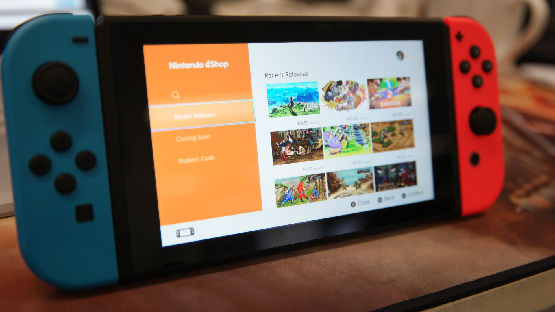 User Reviews are Being Implemented to the Nintendo eShop