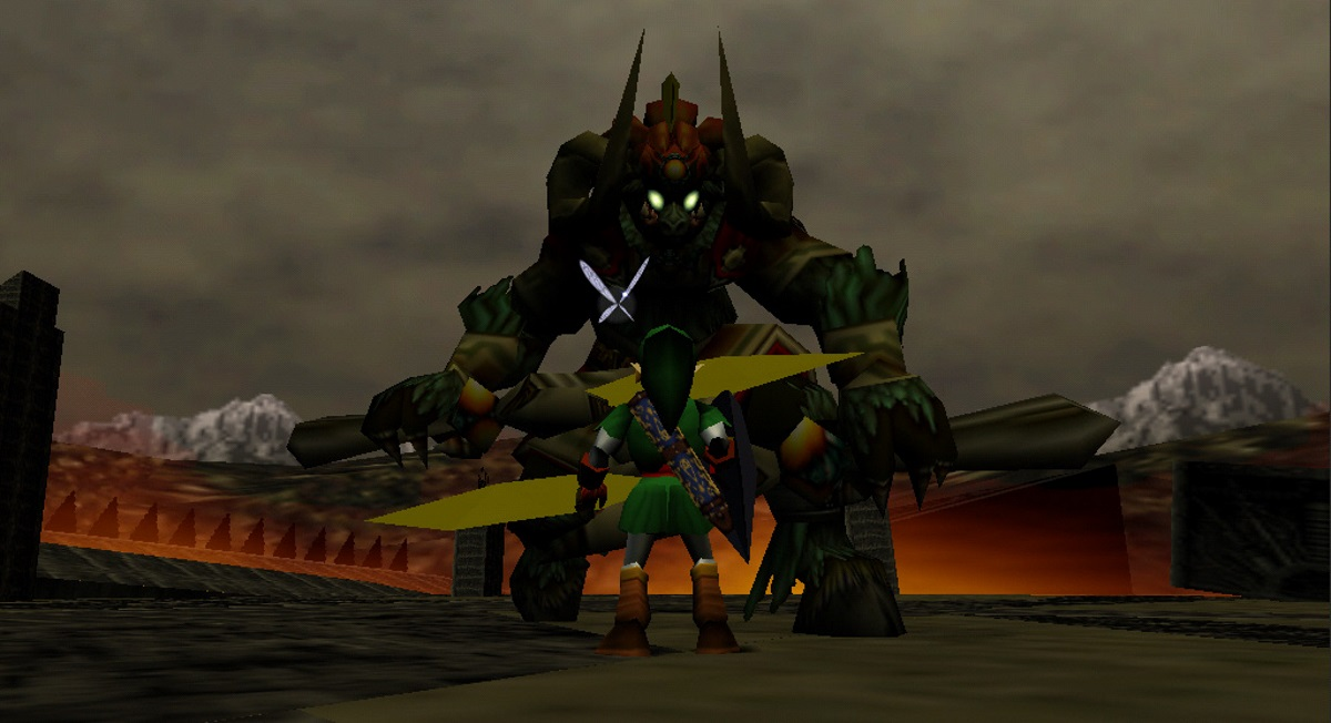 Ocarina of Time is Still the Greatest Game
