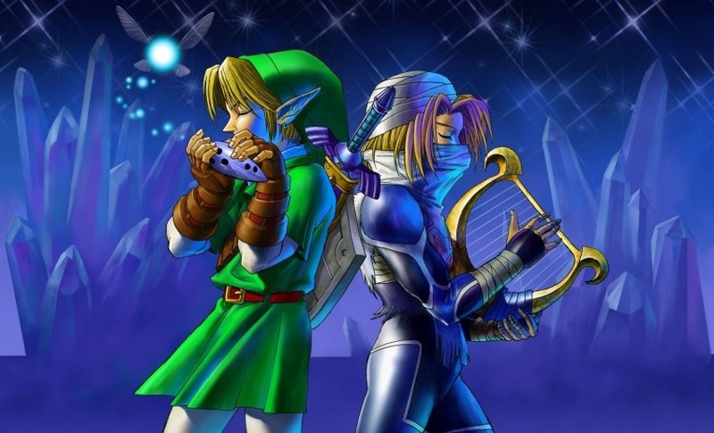Ocarina of Time is Better Than Breath of the Wild