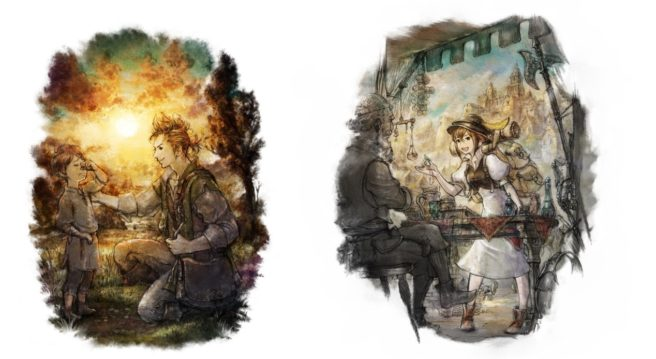 Square Enix Reveals New Octopath Traveler Details