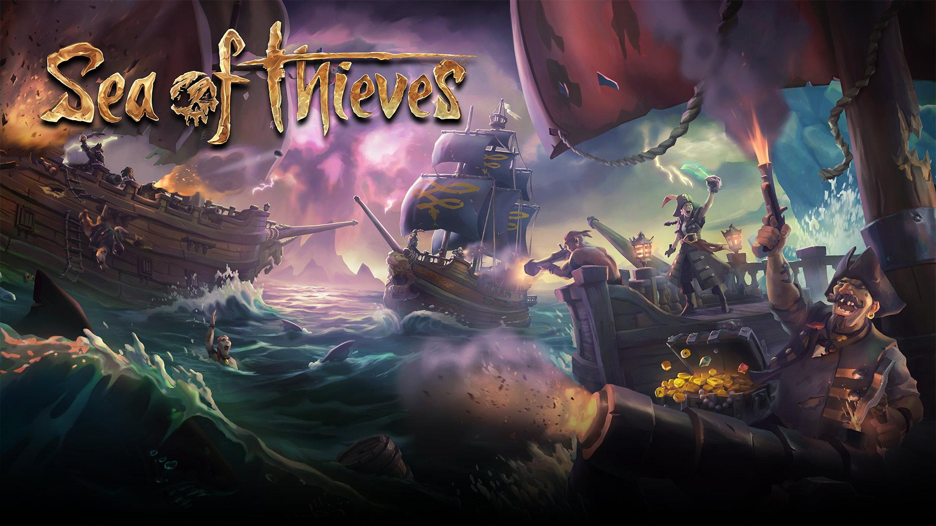 Sea of Thieves Update is Live