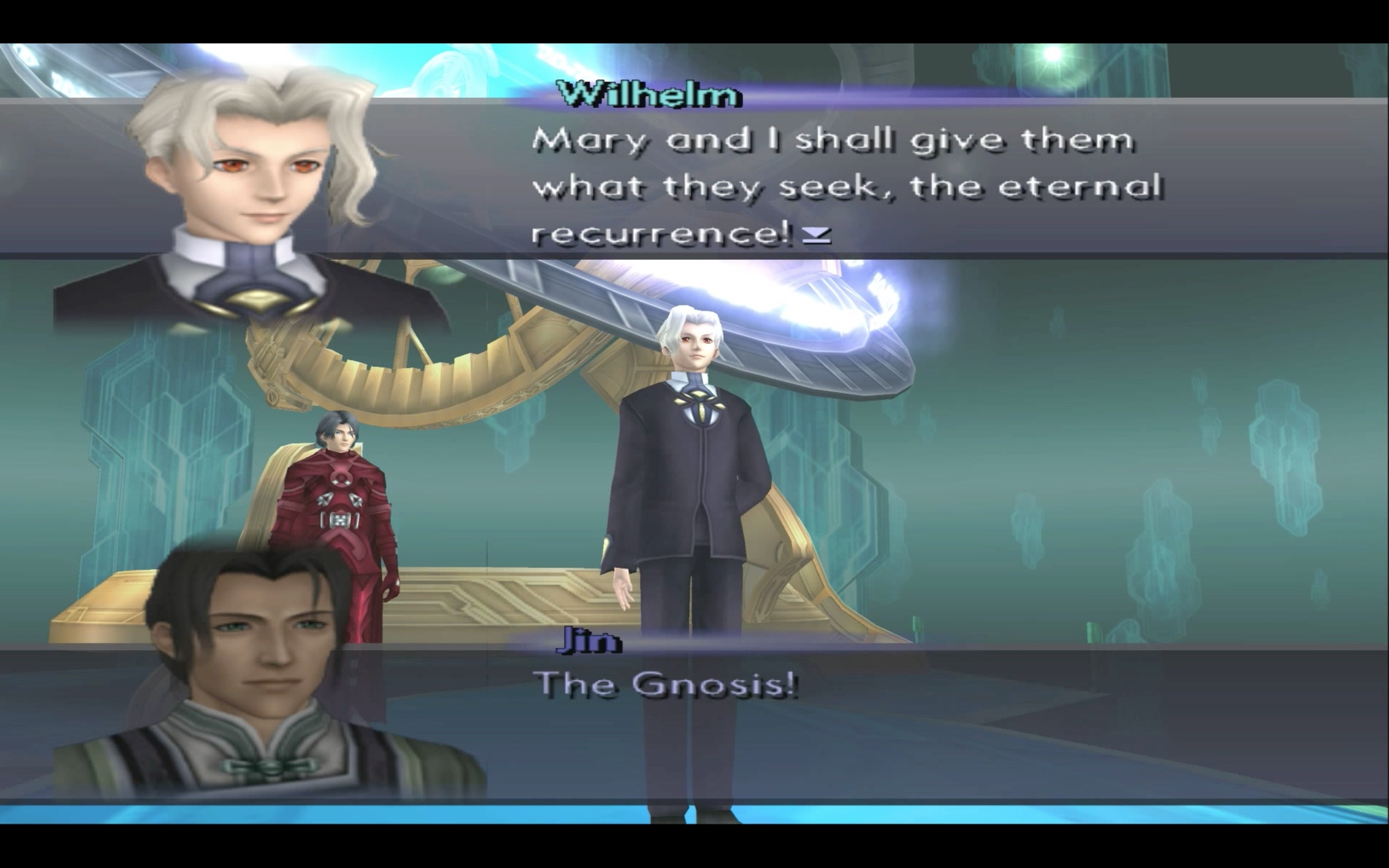 Xenosaga Episode III is the Best RPG of All Time