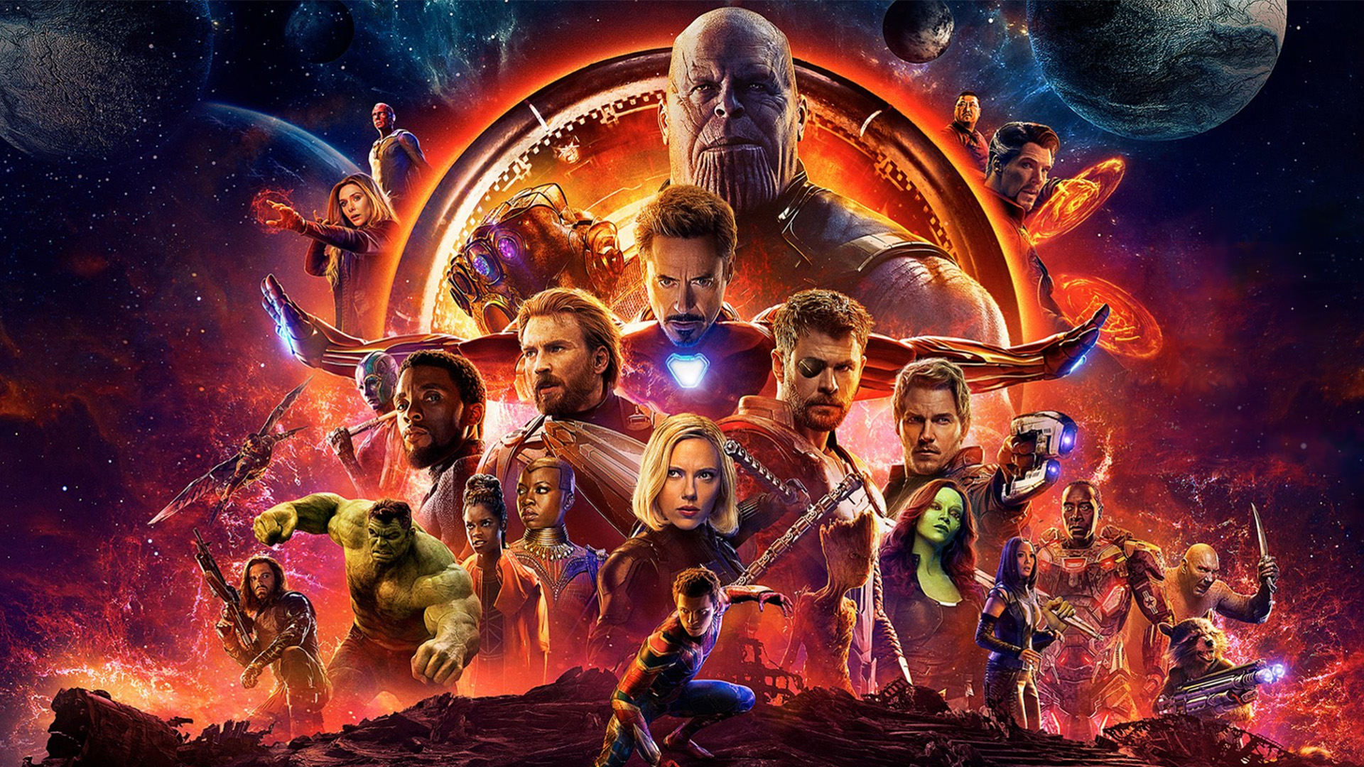 Avengers Infinity War Directors Ask Fans for Silence