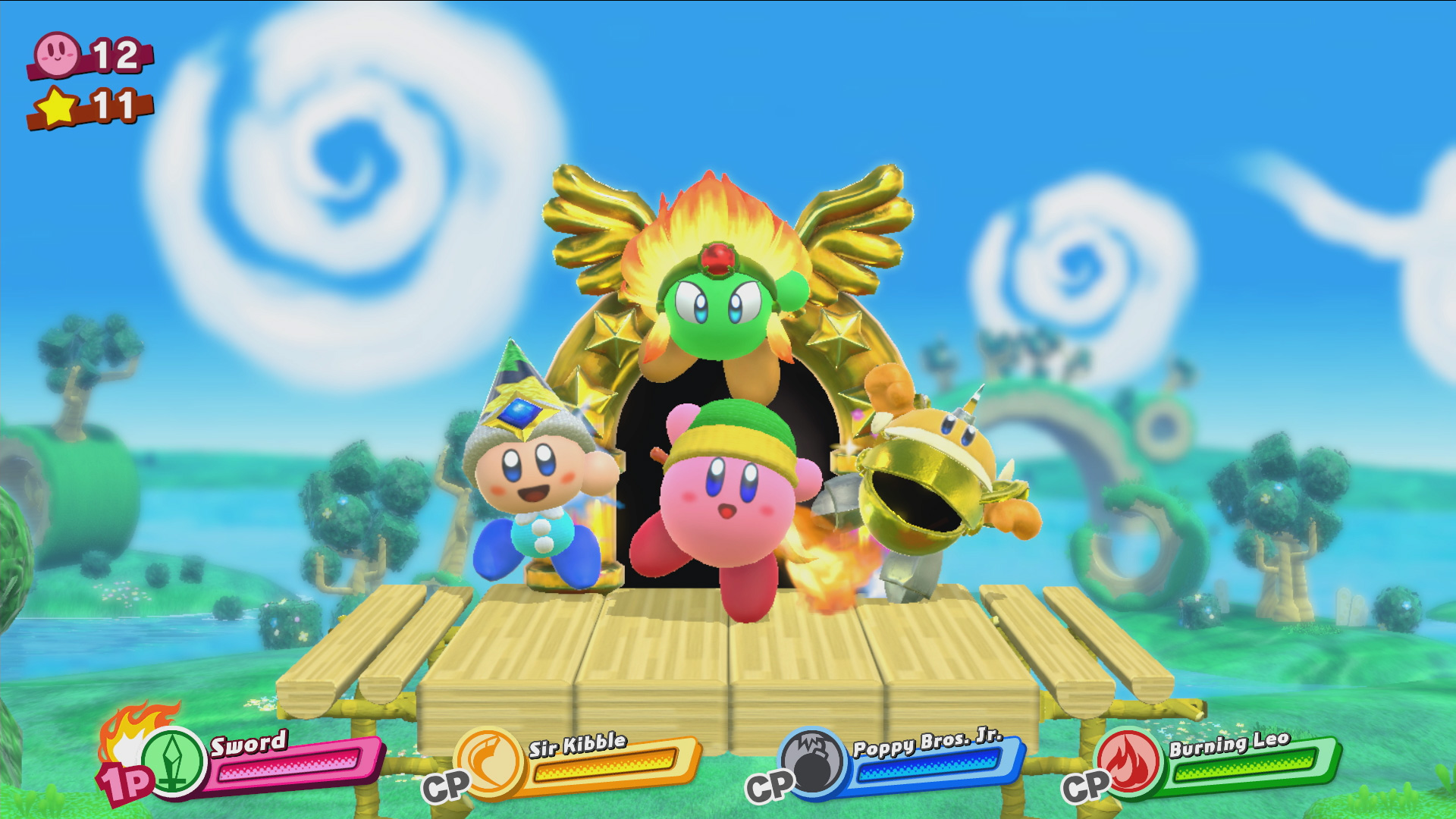 Remastered Kirby 64 Levels Coming to Star Allies