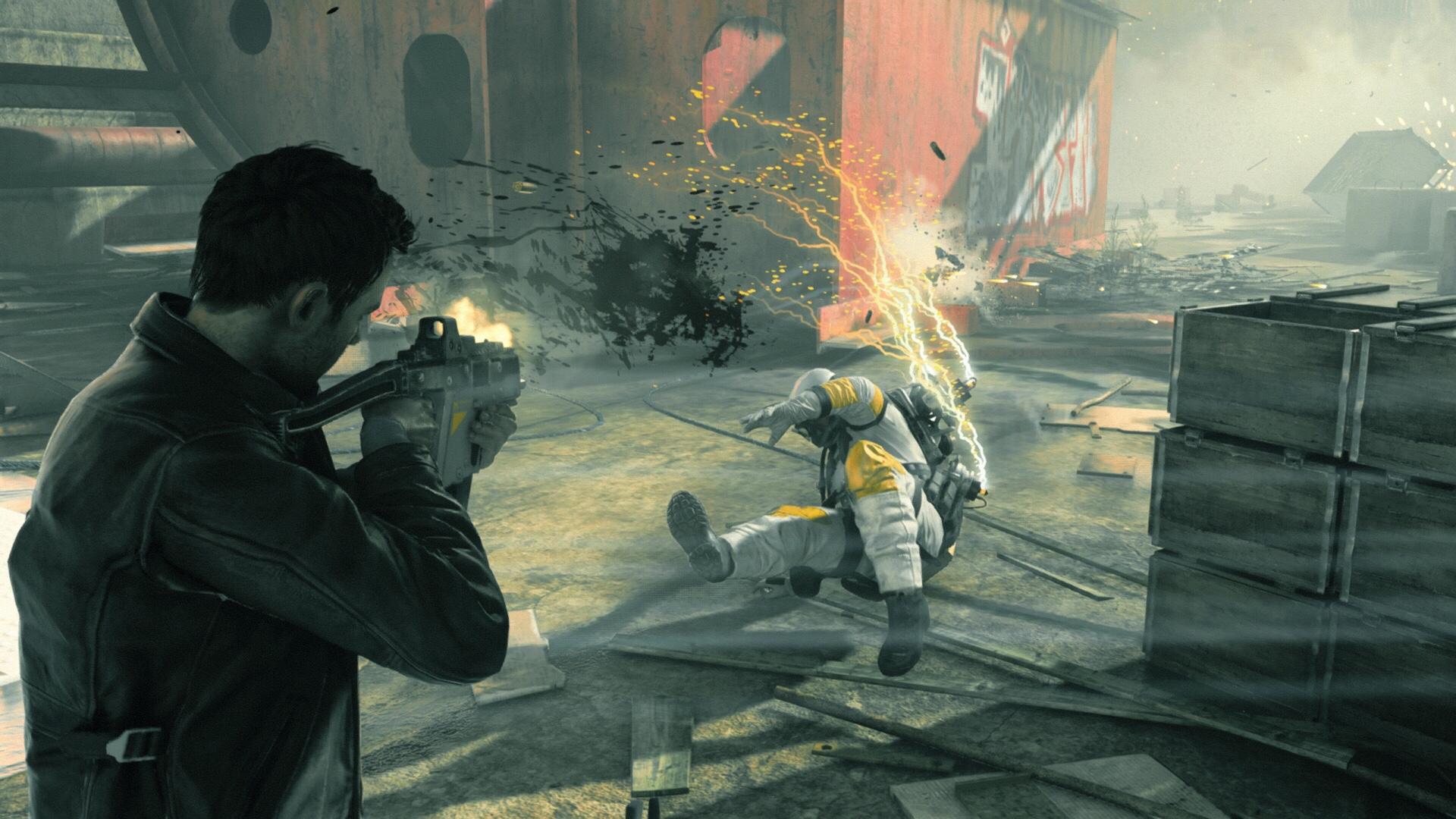 Quantum Break 2 in Development