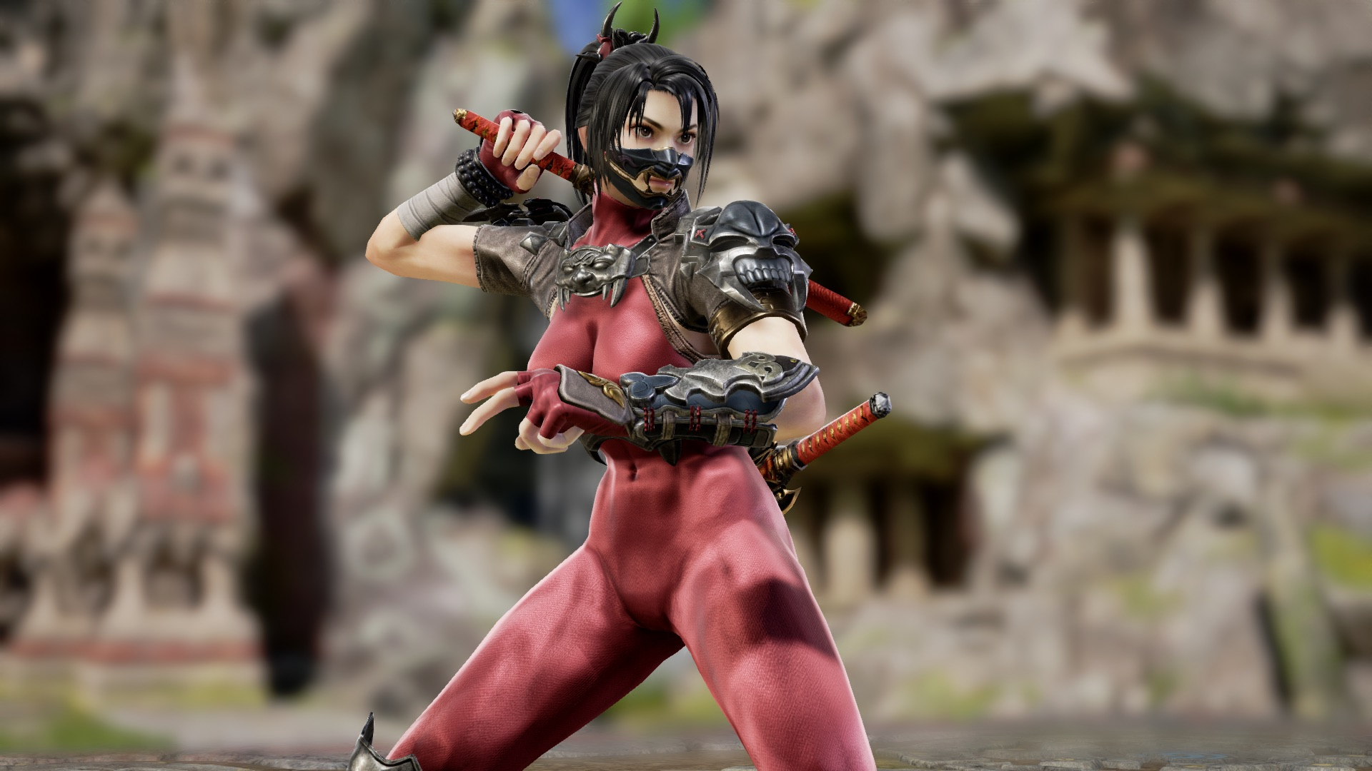 Taki Returns for Soul Calibur VI