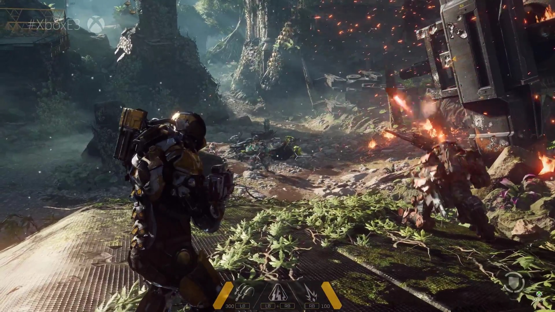Anthem Announcement Teased