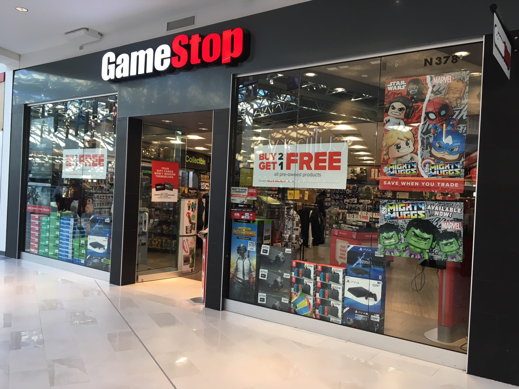 Gamestop Ceo Steps Down Vgculturehq