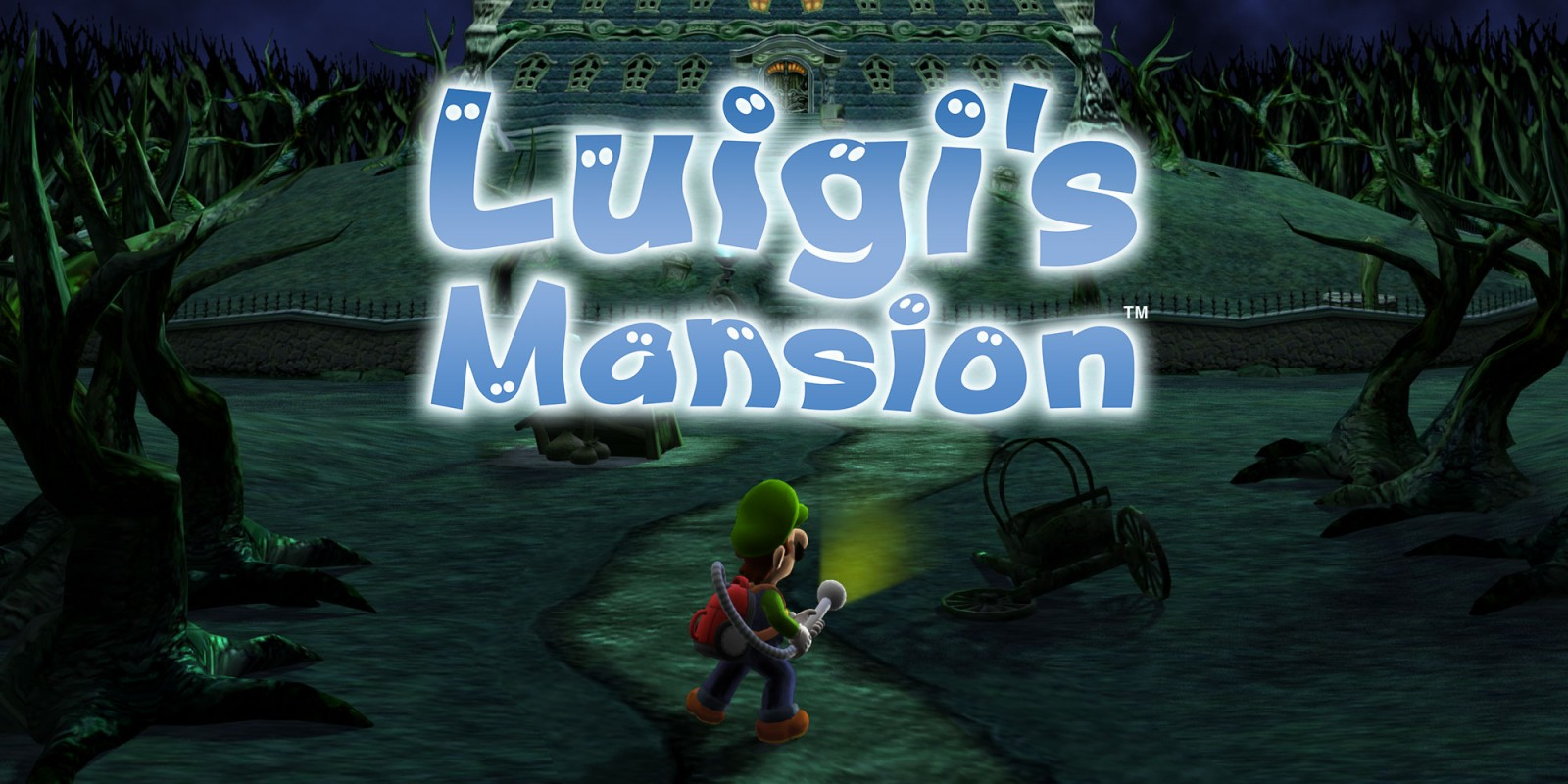 Grezzo Developing Luigi's Mansion Remake for Nintendo 3DS