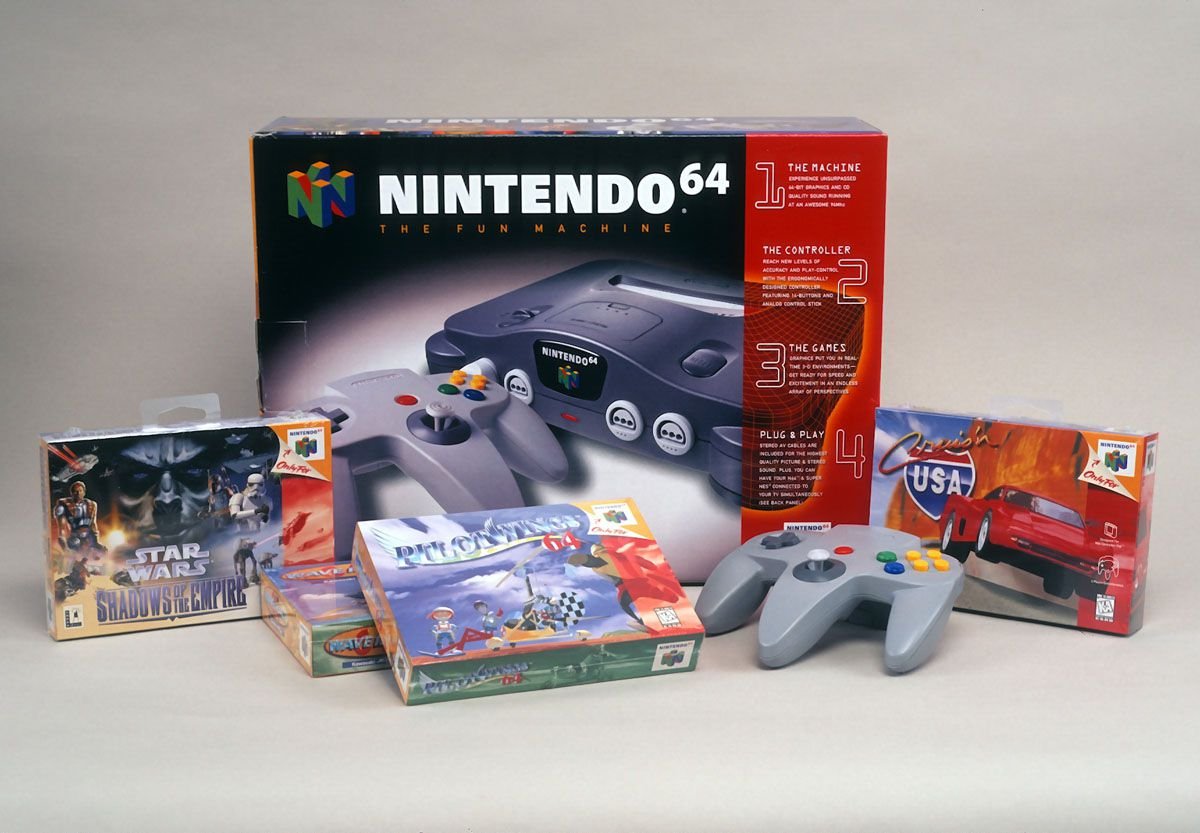 Nintendo Classic Consoles Replacing the Virtual Console