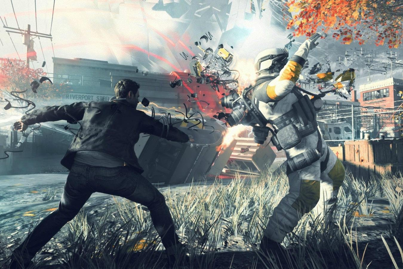 Quantum Break is the Best Xbox One Exclusive