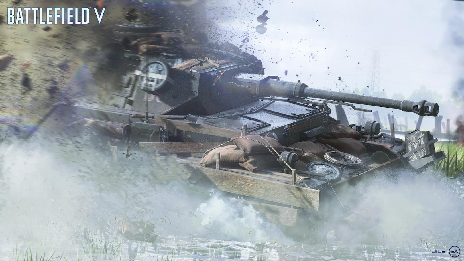 Battlefield V New Information