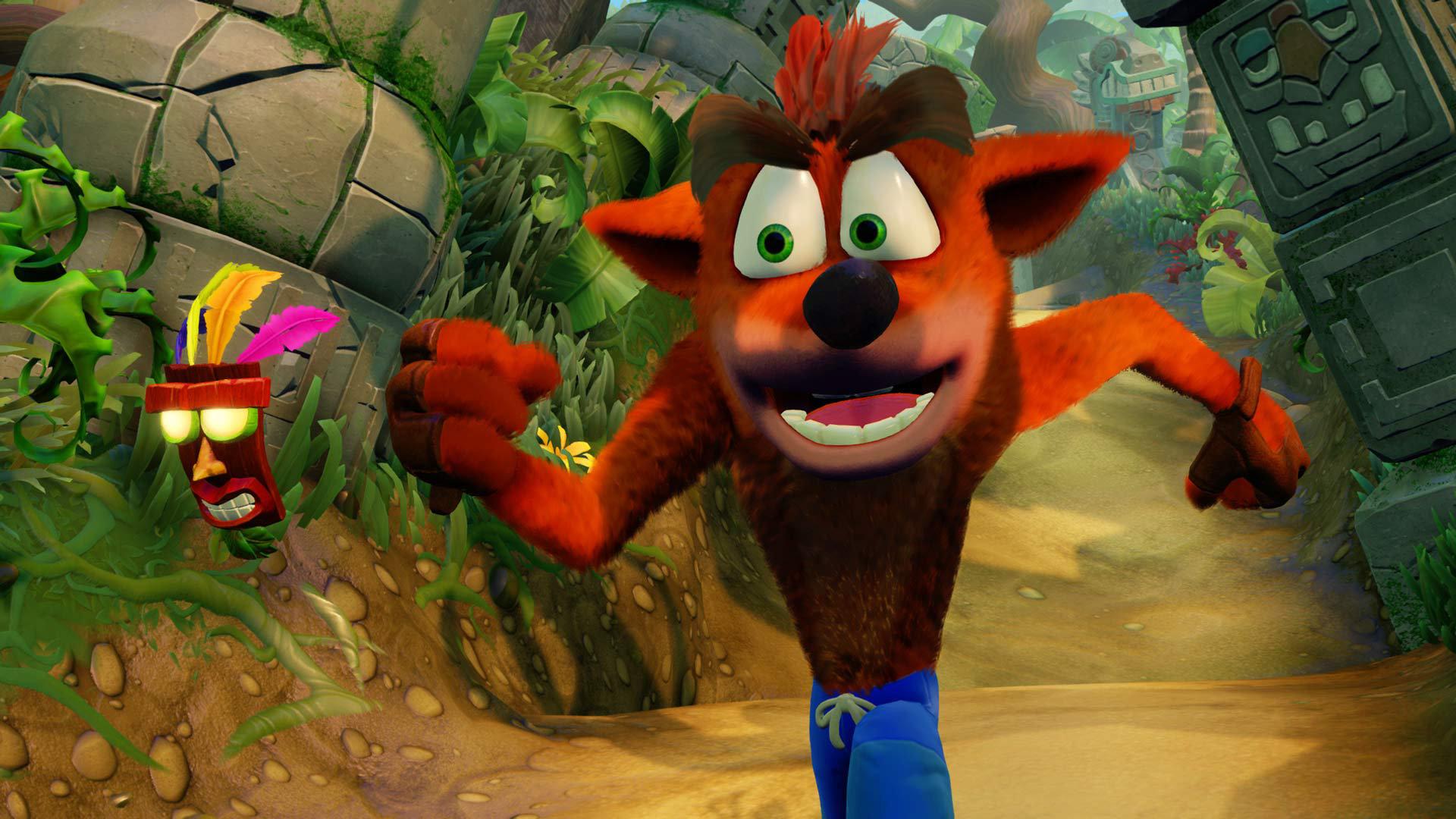 New Crash Bandicoot DLC