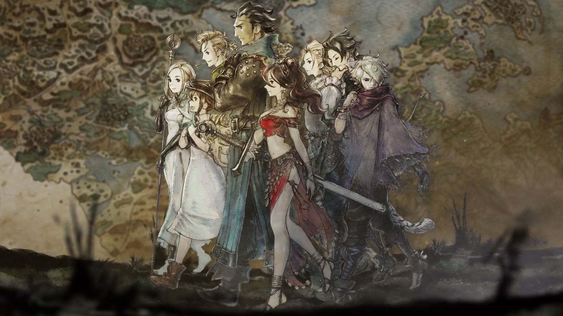 No DLC Planned for Octopath Traveler