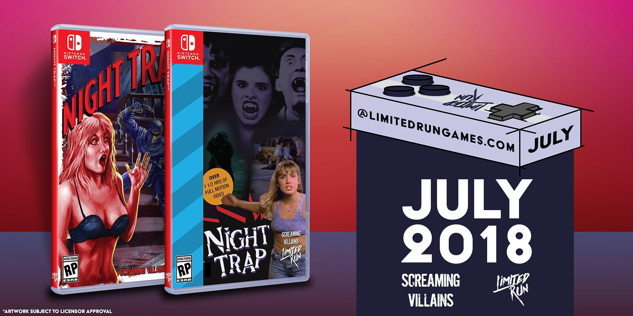Limited Run Games E3 2018 Recap - VGCultureHQ