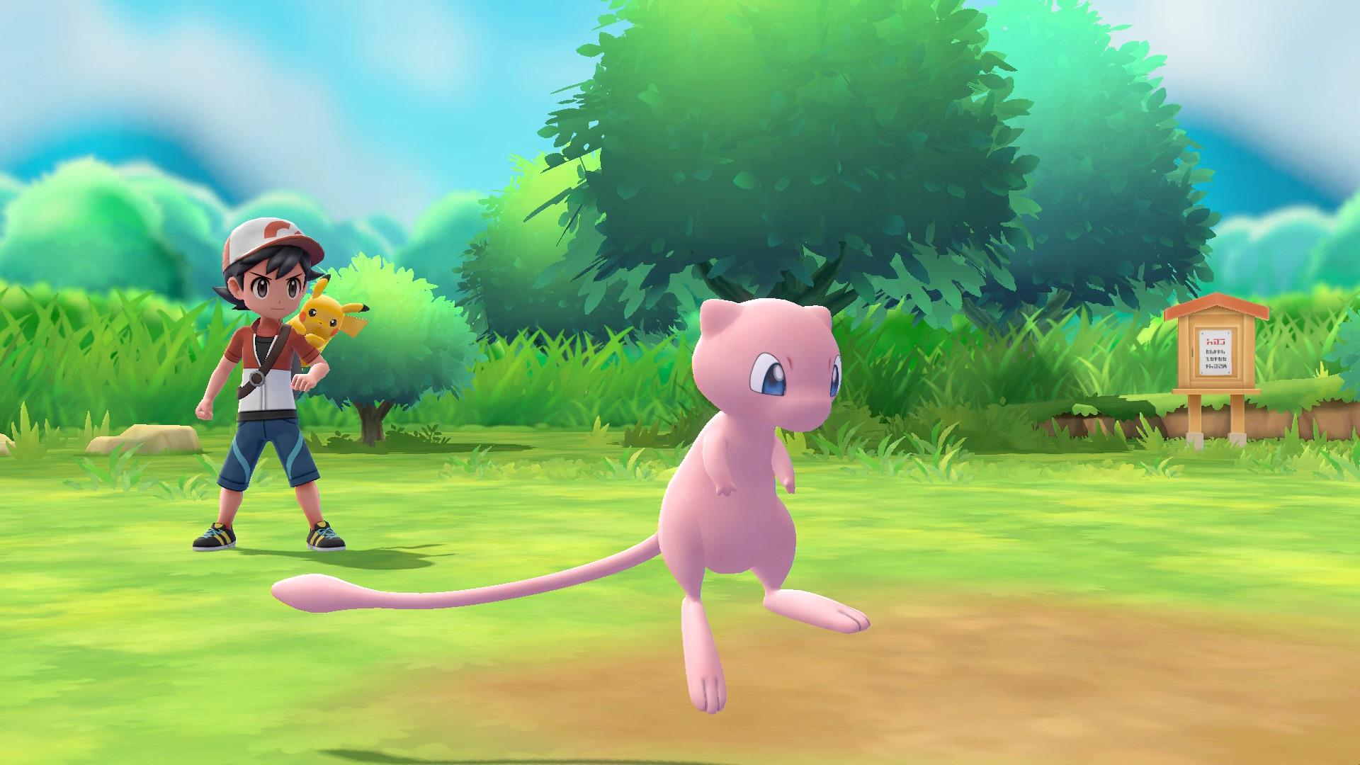 Pokemon Let's Go Preview
