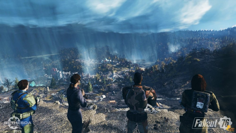 Fallout 76 Beta Launching in October