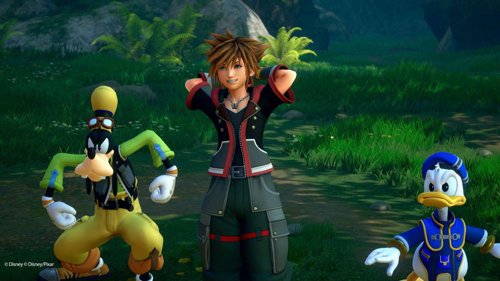 Kingdom Hearts 3 Main Story Length