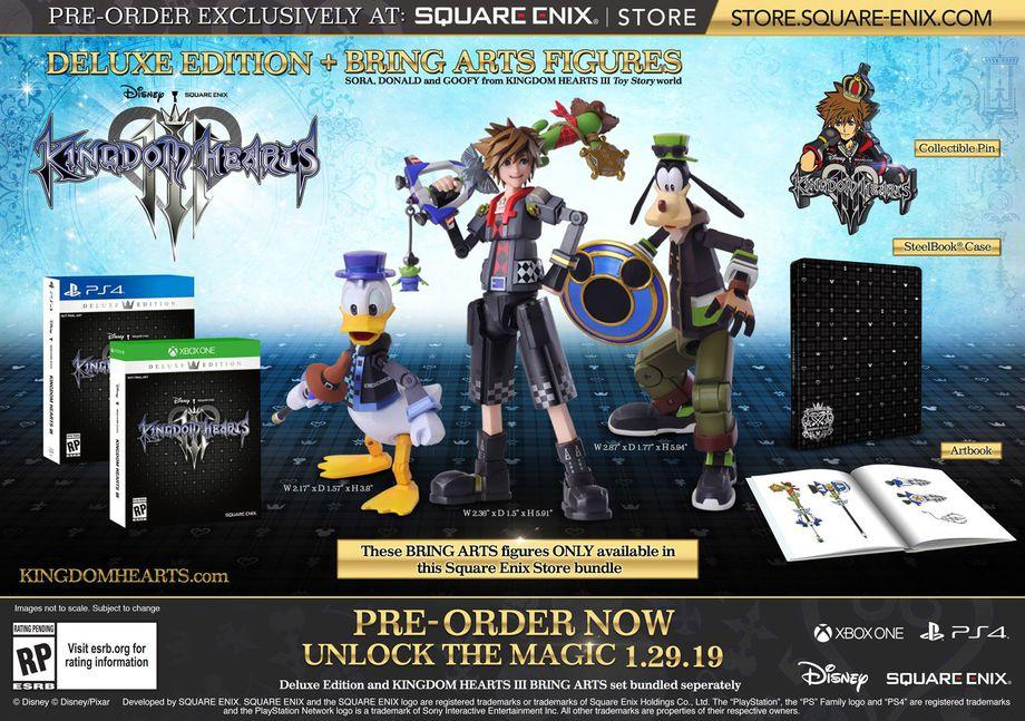 Kingdom Hearts 3 Special Edition