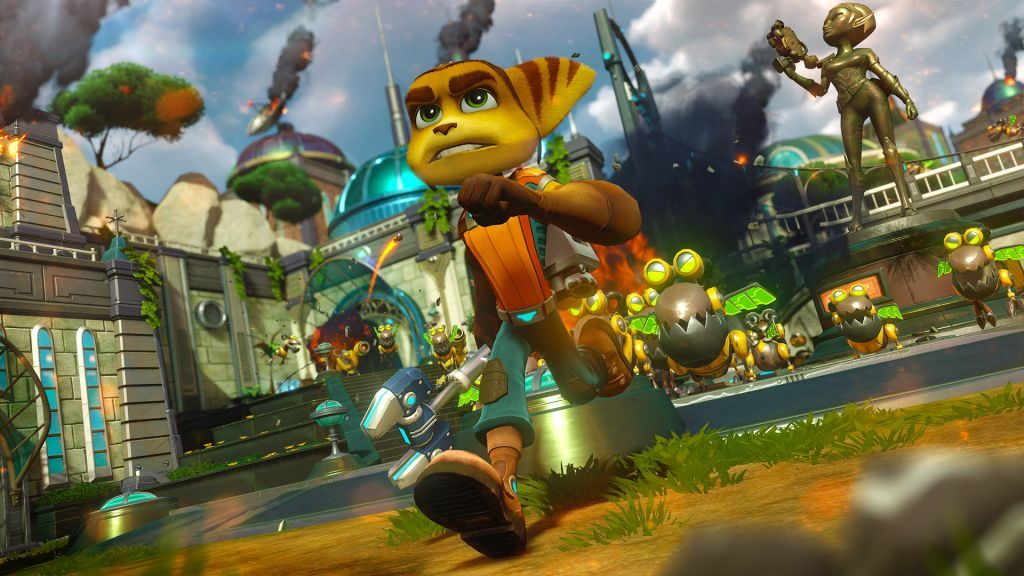 Ratchet Clank Ps4 Was A Disappointment Vgculturehq