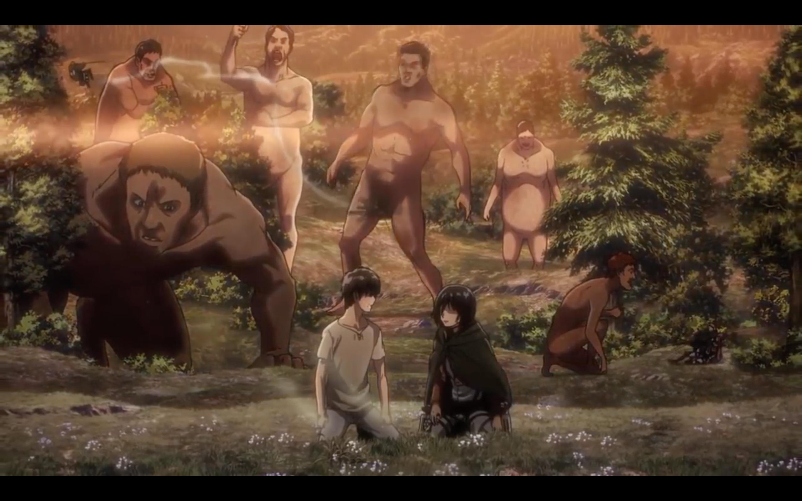 The Best Scenes in Attack on Titan