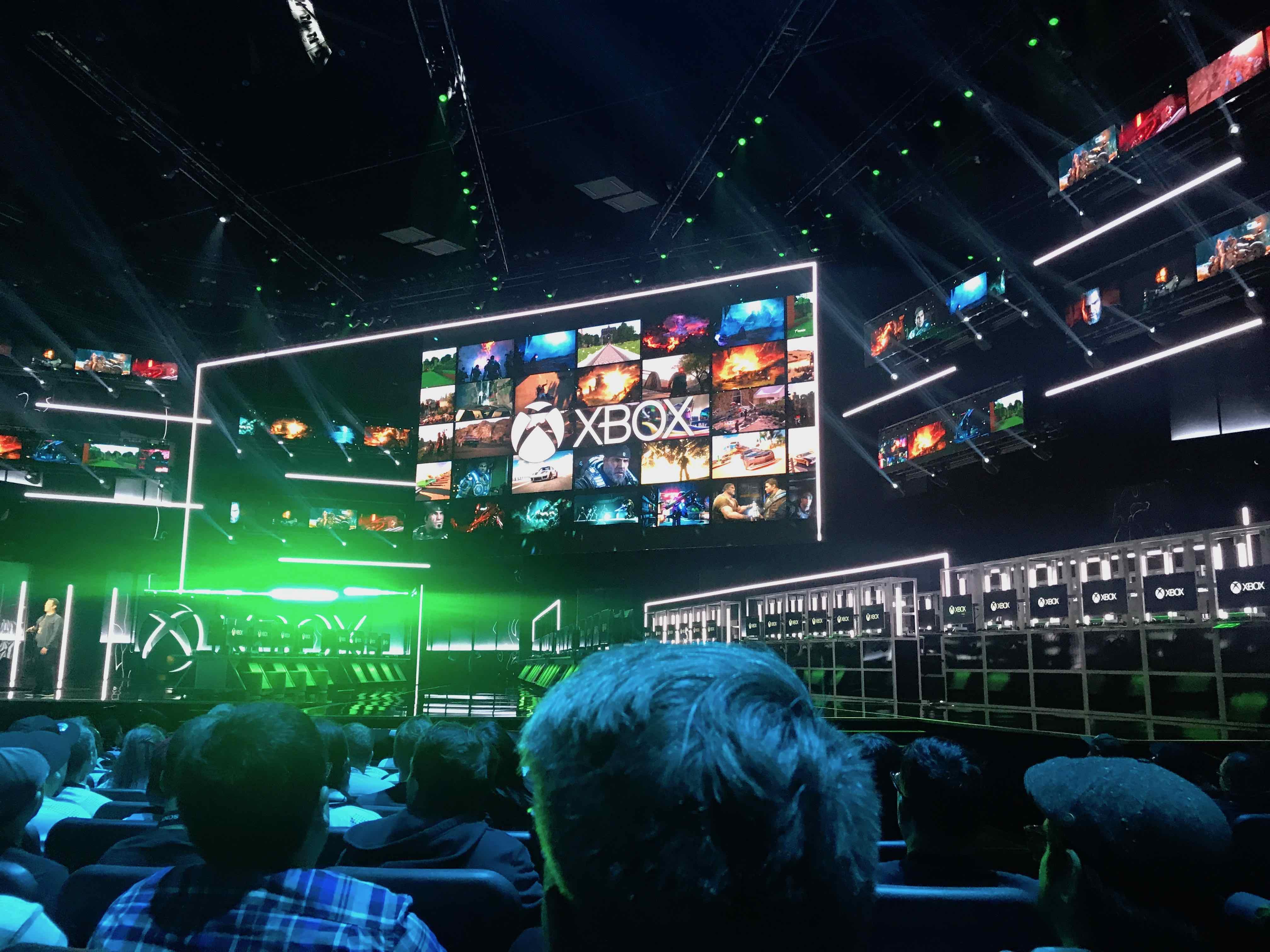 Microsoft Won E3 2018