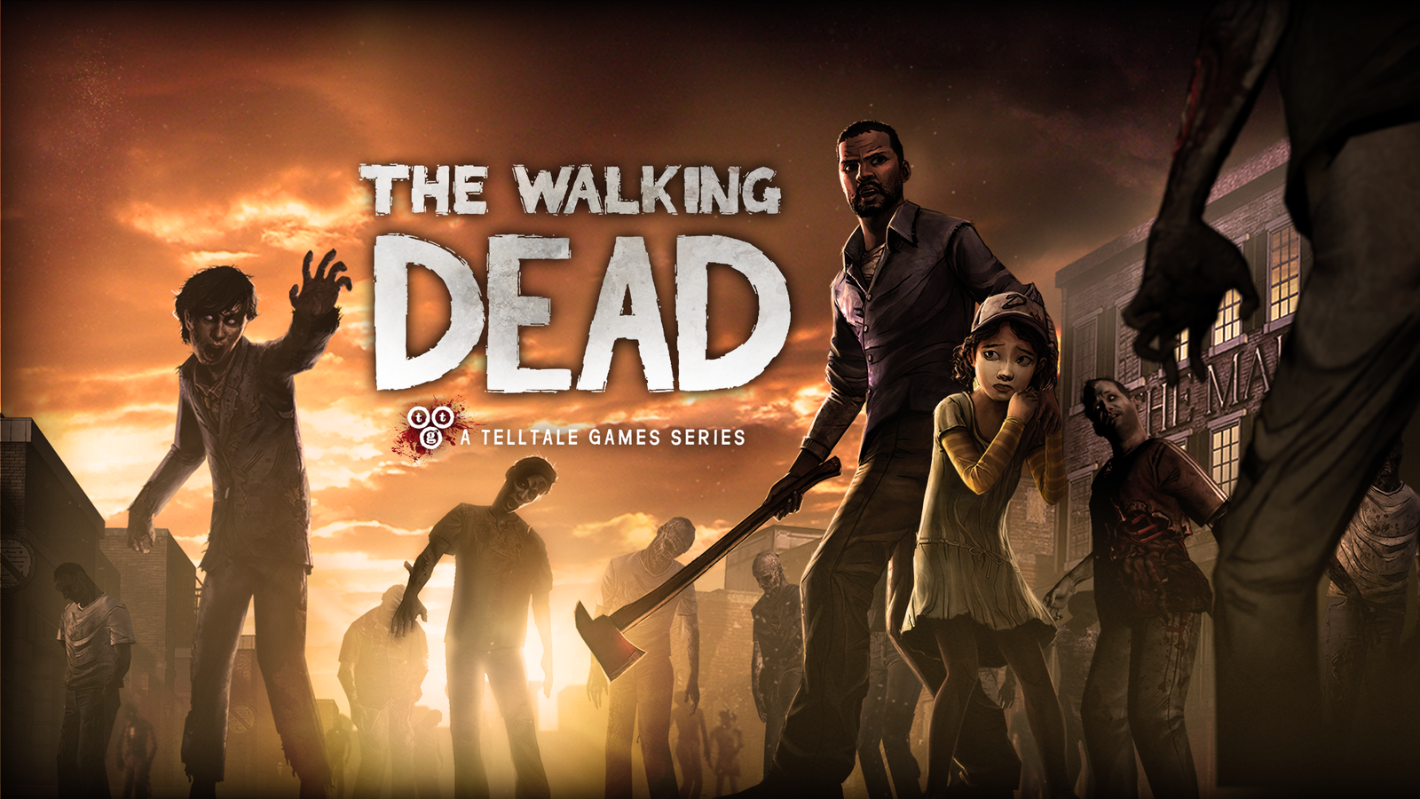 Walking Dead Series Coming to Nintendo Switch