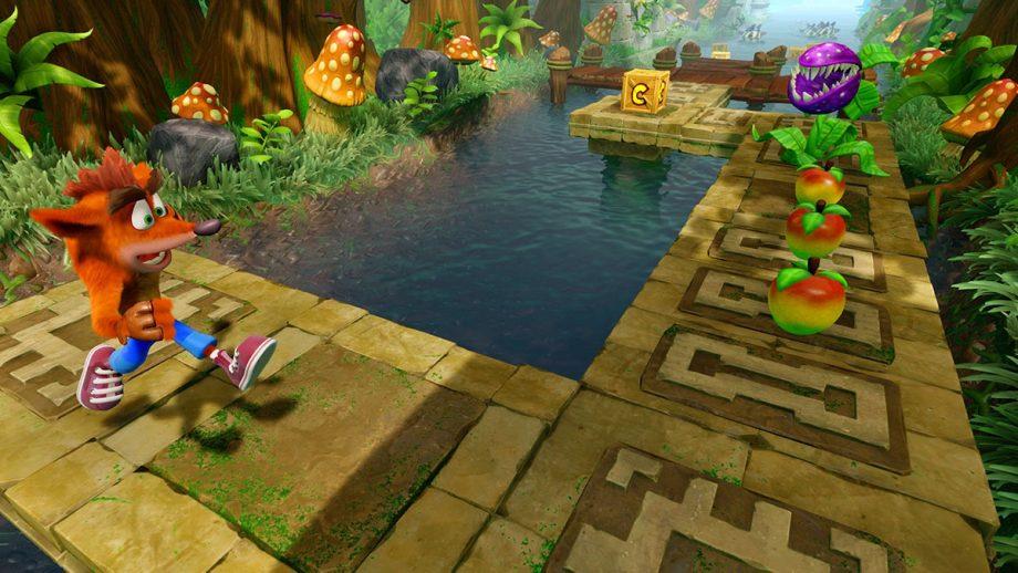 Crash Bandicoot N. Sane Trilogy Review