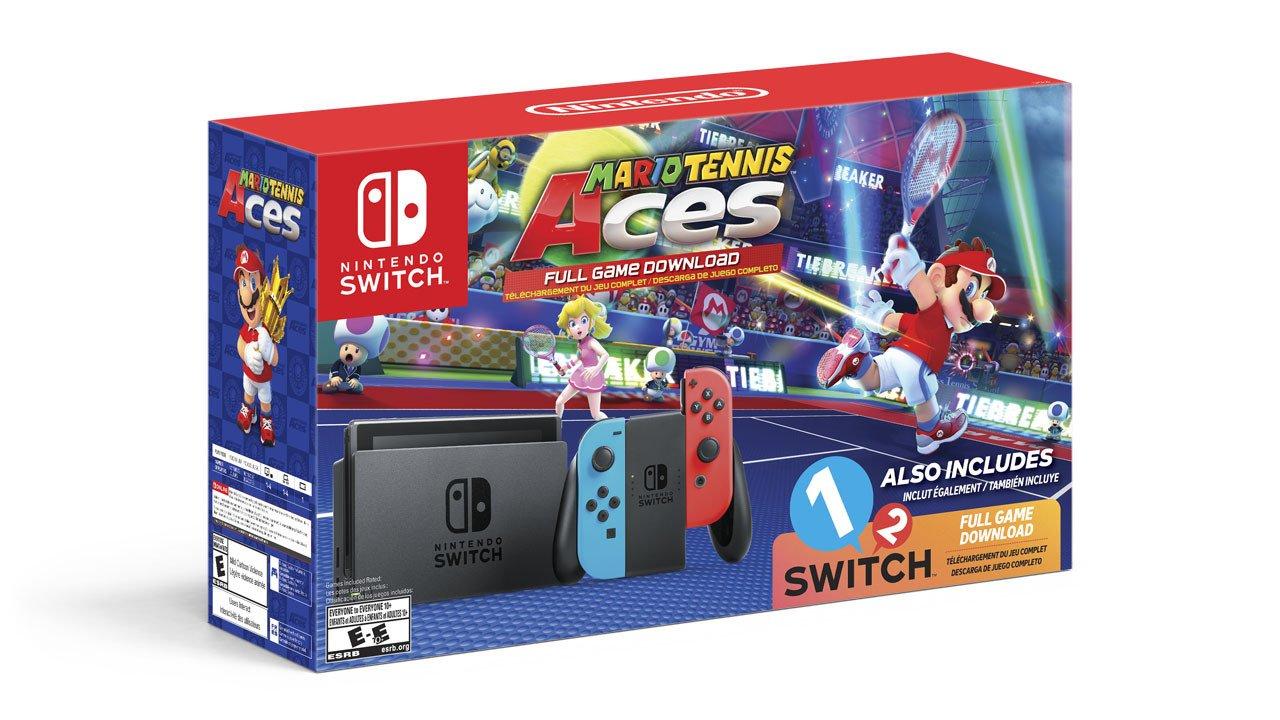 New Nintendo Switch Bundle