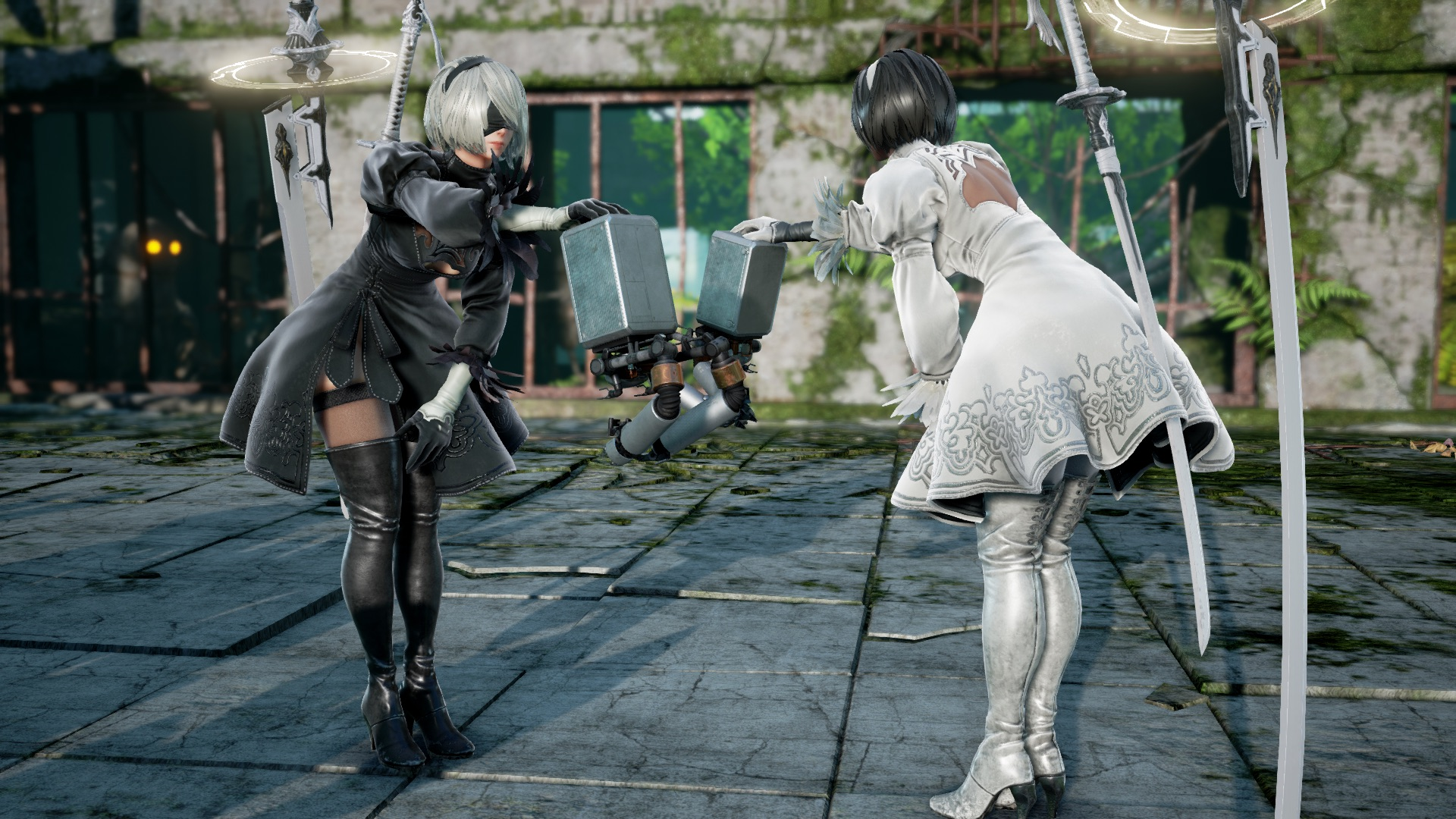 2B From NieR Automata Coming to Soulcalibur VI