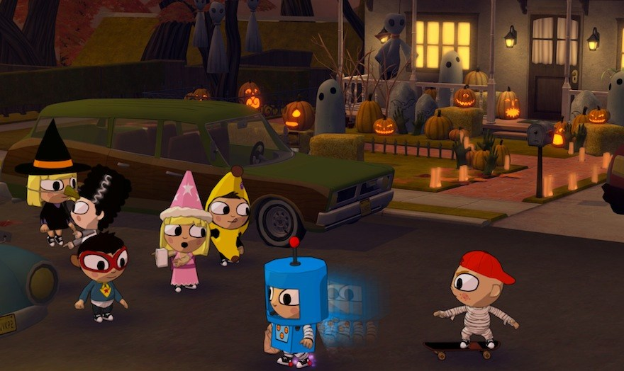 Games to Play During Halloween