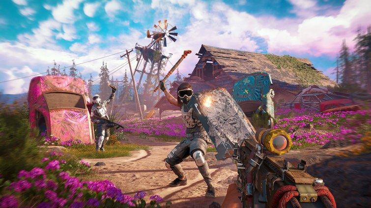 Far Cry New Dawn PC Specs