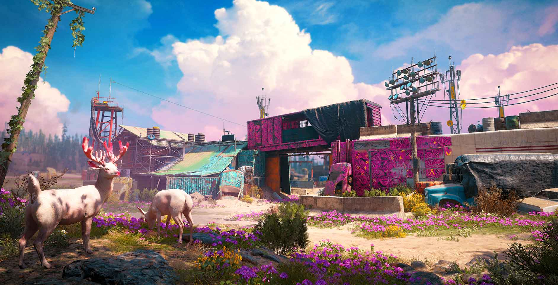 Far Cry New Dawn Announced