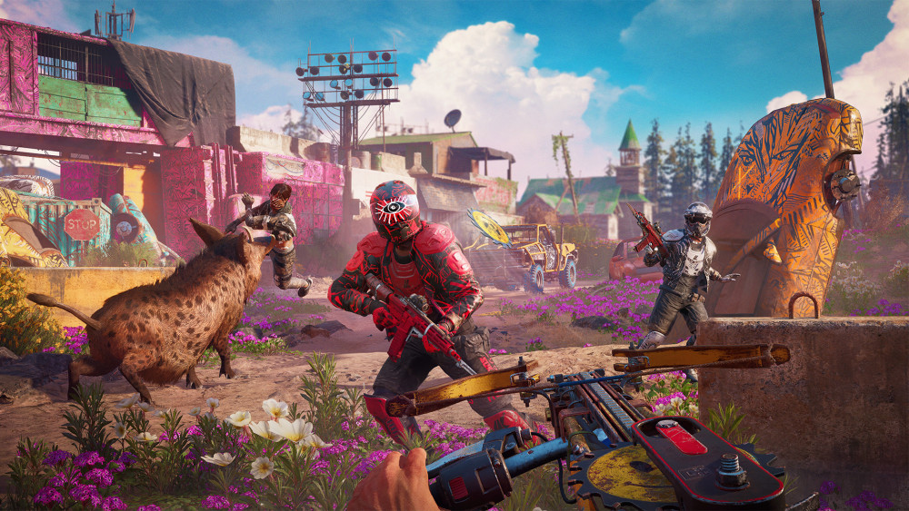 Far Cry New Dawn PC Specs