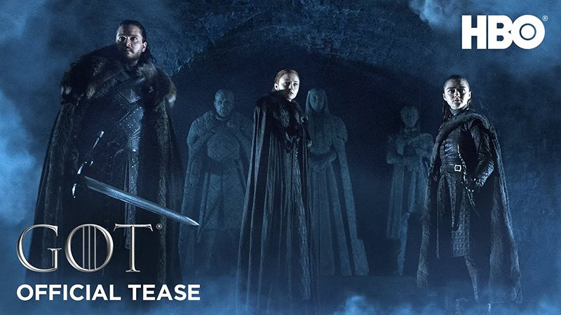 Game of Thrones Season 8 Episode Lengths
