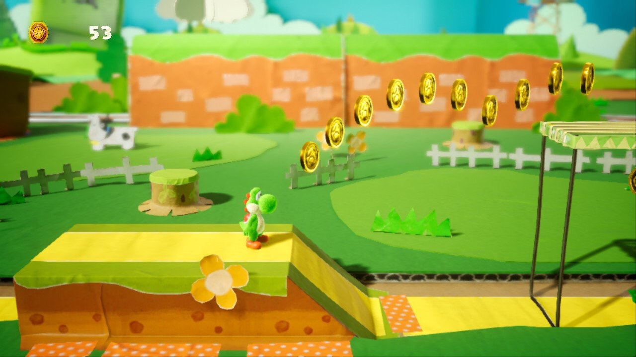 Yoshi's Crafted World Preview